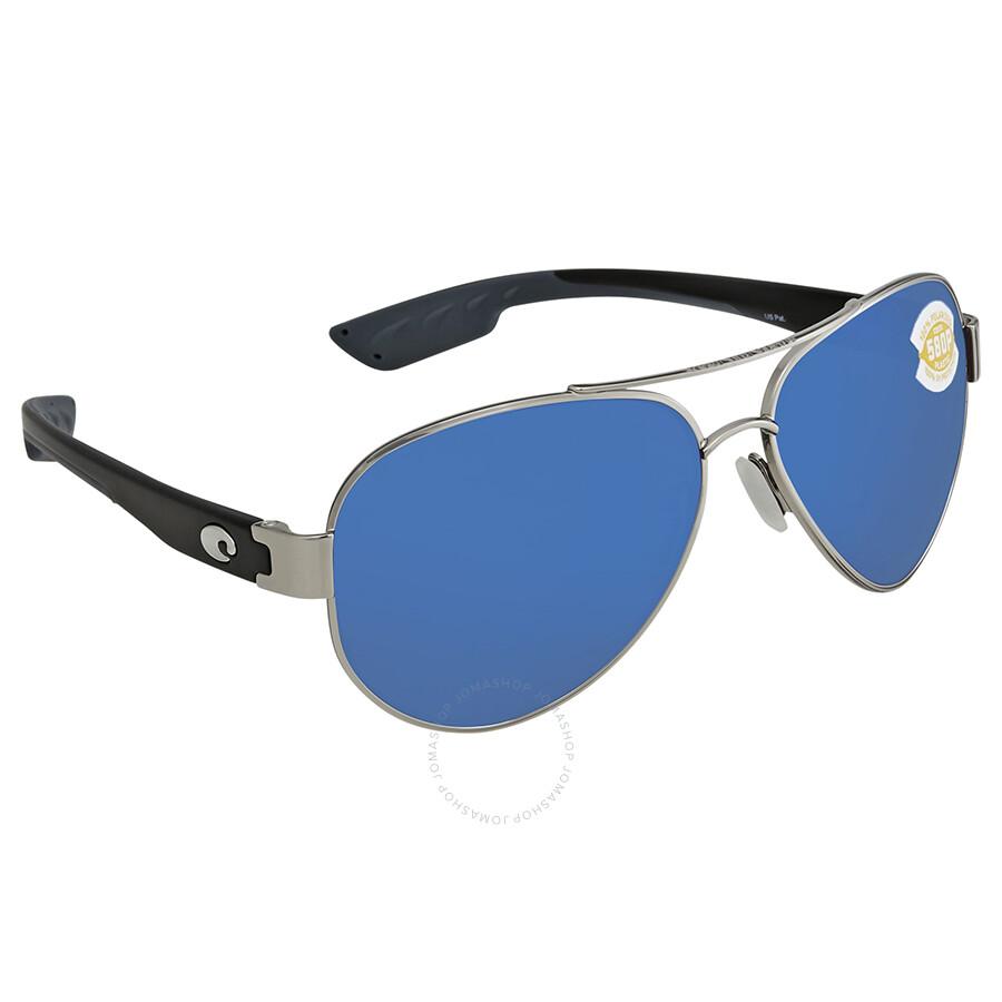 6e238187b Costa Del Mar South Point Blue Mirror Aviator Sunglasses SO 21 OBMP Item No.  SO 21 OBMP