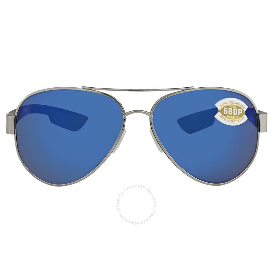 47117778148 ... Costa Del Mar South Point Blue Mirror Aviator Sunglasses SO 21 OBMP ...