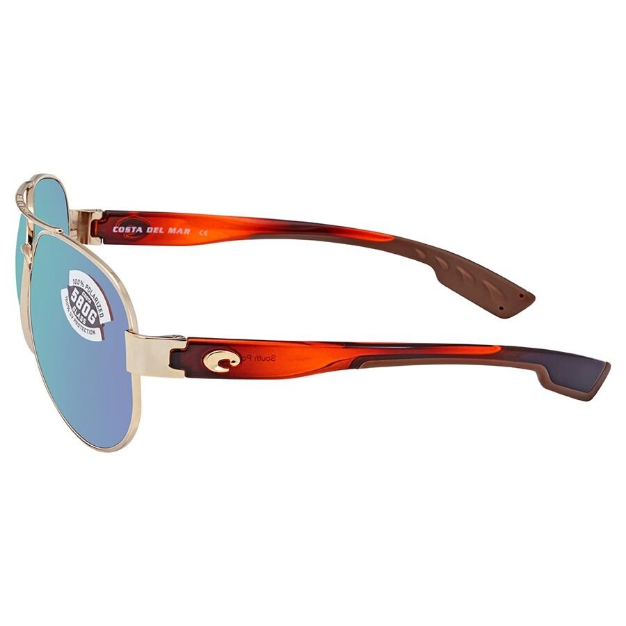 48ce9d69cc41 Costa Del Mar South Point Aviator Sunglasses SO 84 OGMGLP - Costa ...