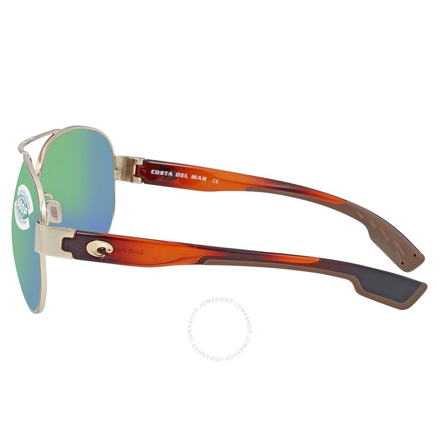 ae7f45b0fbc4 ... Costa Del Mar South Point Readers Polarized Aviator Sunglasses SO 84  OGMP 1.50