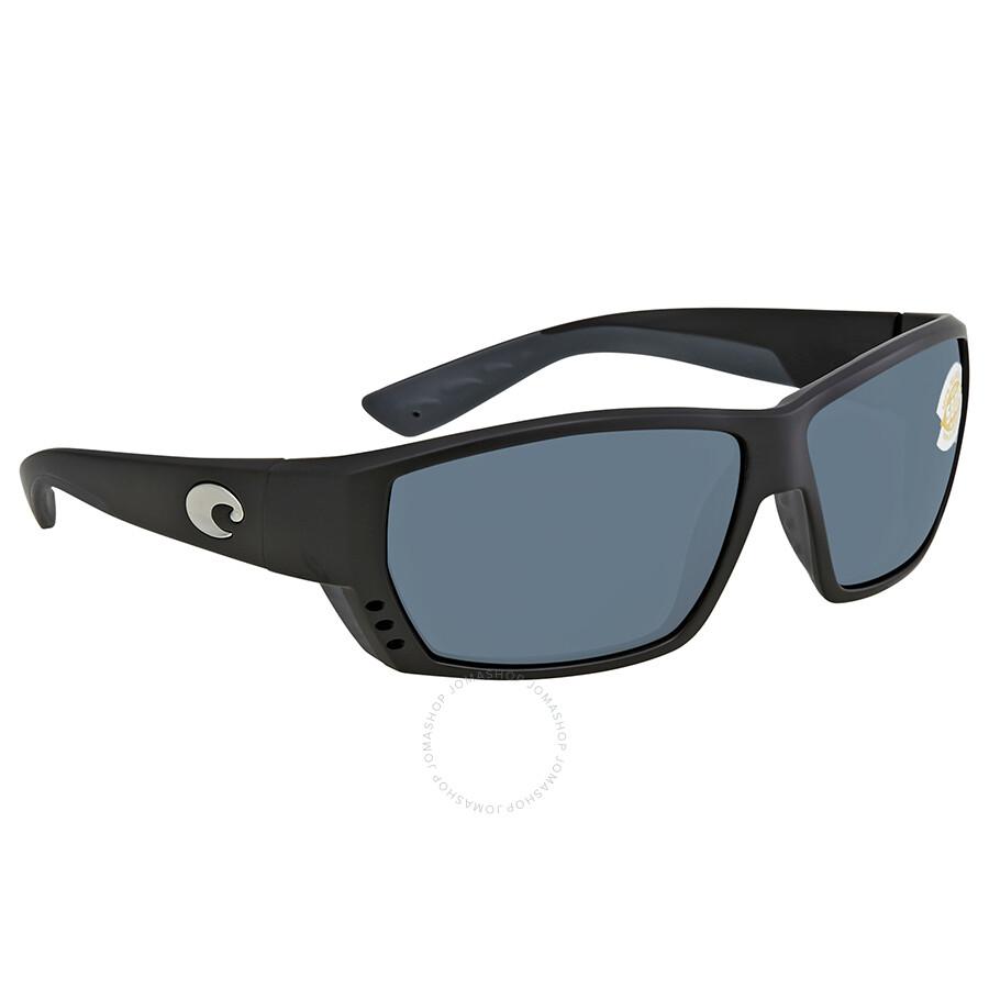 d3f38c61b094 Costa Del Mar Tuna Alley Grey Large Fit Sunglasses - Costa Del Mar ...