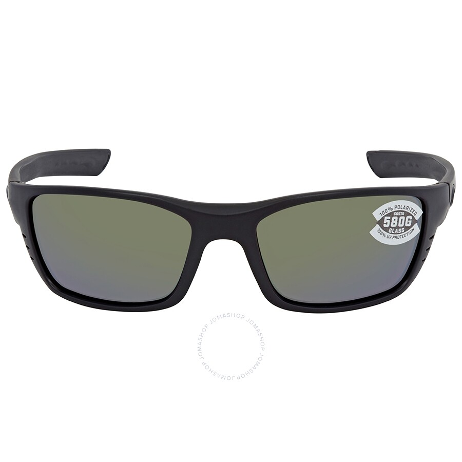 c5109bf470be3 ... Costa Del Mar Whitetip Green Mirror Polarized Glass Rectangular  Sunglasses WTP 01 OGMGLP ...