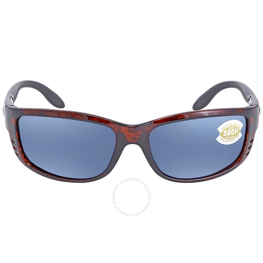 bd050e1e43 ... Costa Del Mar Zane Blue Mirror Rectangular Sunglasses ZN 10 OBMP ...