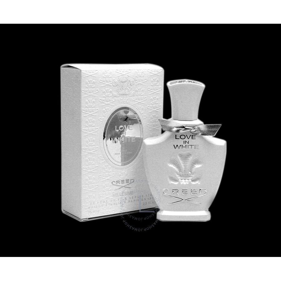Creed Love In White Creed Edp Spray 25 Oz U Unisex Eau De