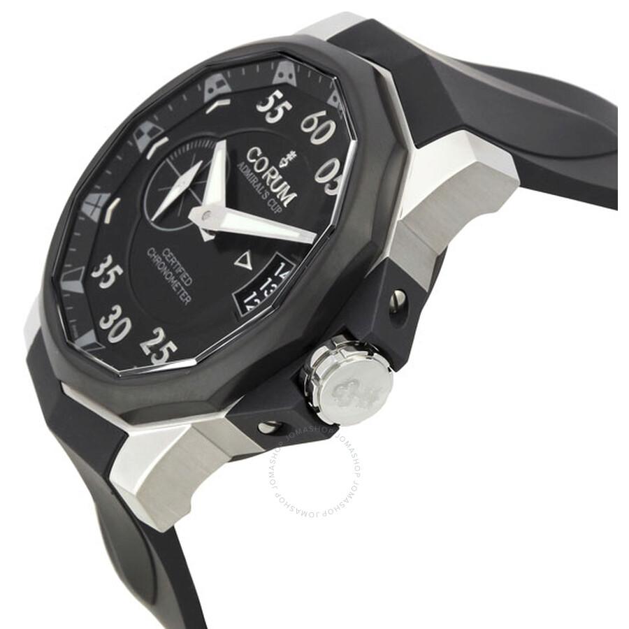 Corum 947951940371 Men's Watch Titanium Automatic An14 Cup Admirals SpUzMqV
