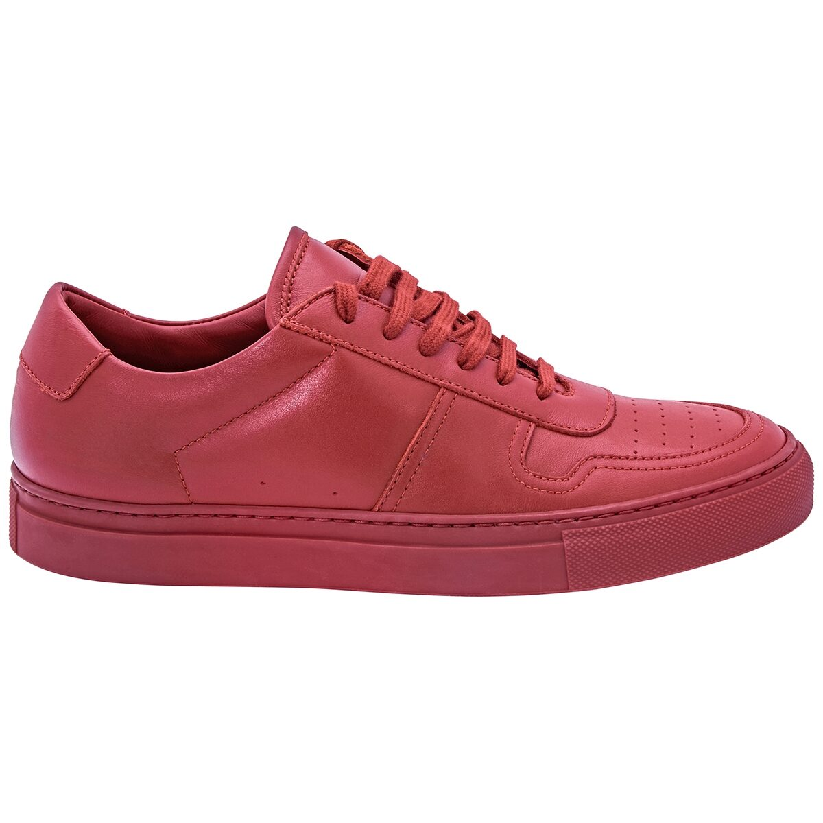 Common Projects Men's Red Low Top