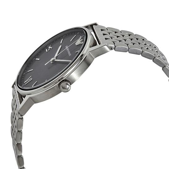 antiguo profundidad Médico  Emporio Armani Armani Kappa Quartz Grey Dial Men's Watch AR11068 AR11068 -  Watches, Emporio Armani - Jomashop