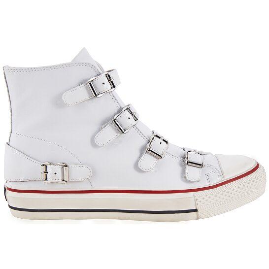 Ash Ladies Virgin Hitop Sneaker Nap Wax