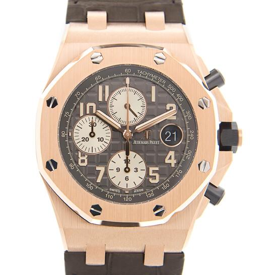 Audemars Piguet Royal Oak Offshore Chronograph Automatic Men's Watch 26470OR.OO.A125CR.01 | Joma Shop