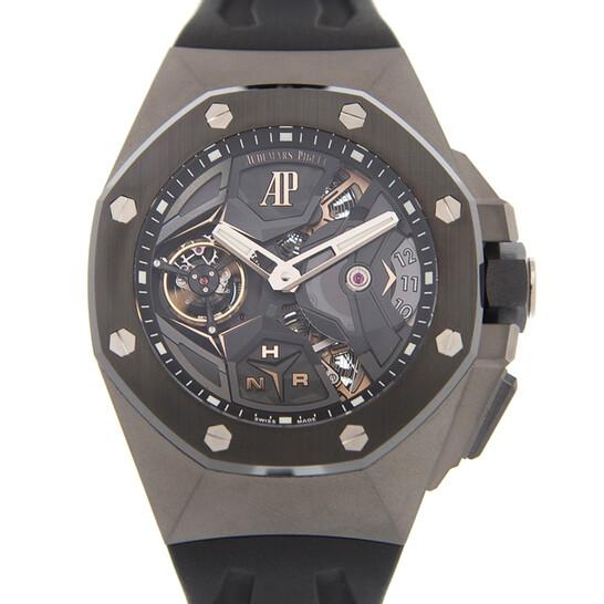 Audemars Piguet Tourbillon Concept Automatic Black Dial Men's Watch 26589IOOOD002CA01 | Joma Shop