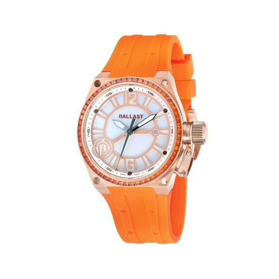 Ballast Valiant Midsize Mother of Pearl Ladies Watch BL-5103-09 | Joma Shop