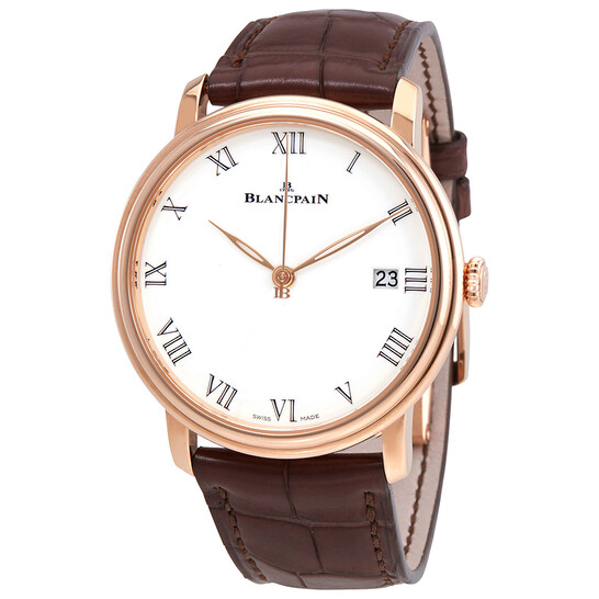 Blancpain Villeret Automatic Men's Watch 6630-3631-55B   Joma Shop