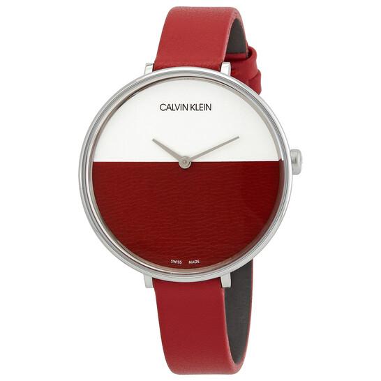 Calvin Klein Rise Quartz Ladies Watch (K7A231UP)