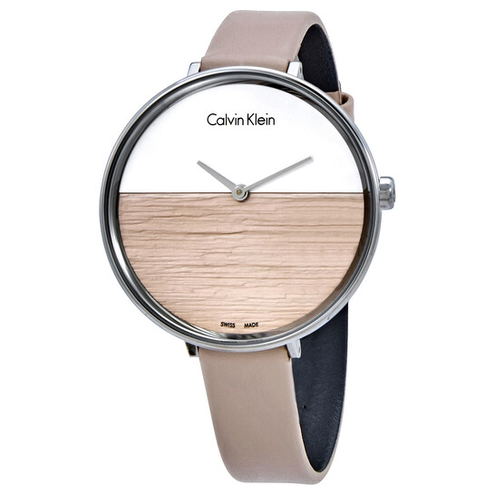 Calvin Klein Rise Quartz Ladies Watch K7A231XH | Joma Shop