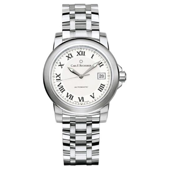 Carl F. Bucherer Patravi Automatic Men's Watch 00.10617.08.21.21 | Joma Shop