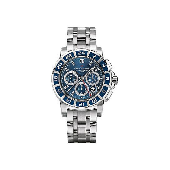 Carl F. Bucherer Patravi Chronograph Automatic Men's Watch 00.10618.13.53.21 | Joma Shop