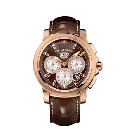 Carl F. Bucherer Patravi Chronograph Automatic Men's Watch 00.10619.03.93.01 | Joma Shop