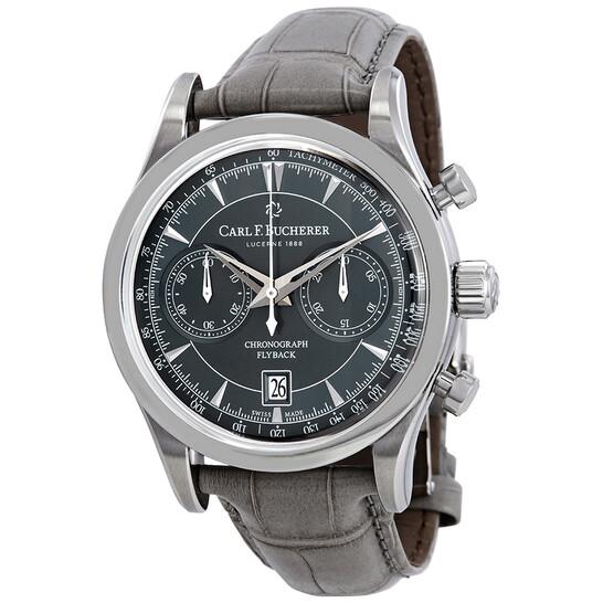Carl F. Bucherer Manero Flyback Chronograph Automatic Men's Watch 00.10919.08.93.01 | Joma Shop