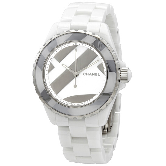 Chanel J12 White Dial Unisex Watch H5582 | Joma Shop