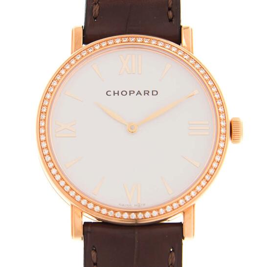 Chopard Classic Automatic Diamond White Dial Unisex Watch 173154-5201   Joma Shop