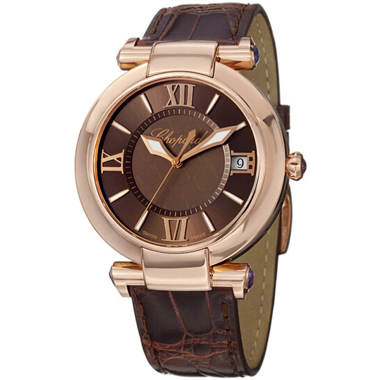 Chopard Imperiale Brown Dial Men's Watch 384241-5005 | Joma Shop