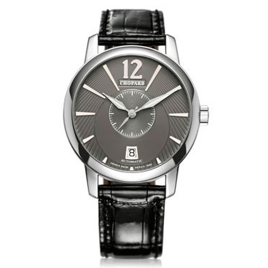 Chopard L.U.C Classic Twin Jose Carreras Automatic Black Dial Men's Watch 161909-1001   Joma Shop