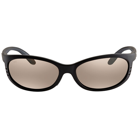 Costa Del Mar Fathom Copper 580P Rectangular Men/'s Sunglasses FA 11GF OCP