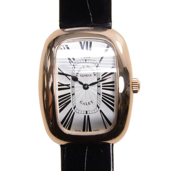 Franck Muller Galet Quartz Silver Dial Unisex Watch 3002 M QZ R (5N) | Joma Shop