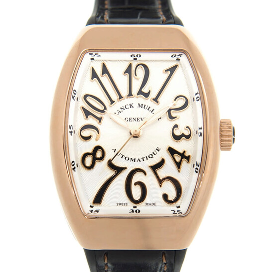 Franck Muller Vanguard Automatic White Dial Ladies Watch V32SCATFO(5NNR) | Joma Shop