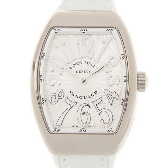 Franck Muller Vanguard Quartz Silver Dial Unisex Watch V32QZ(OG.BC) | Joma Shop
