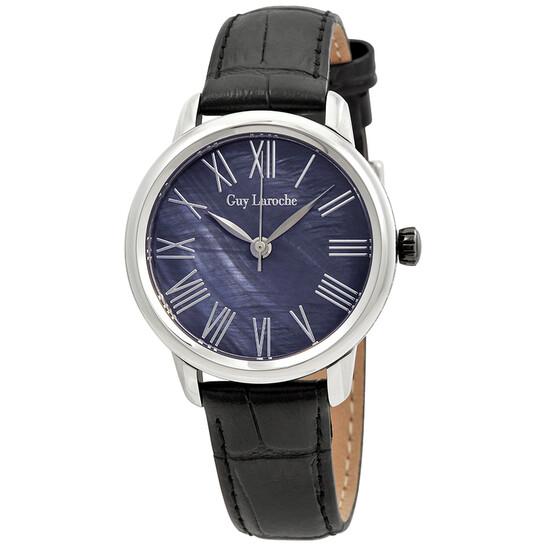 Guy Laroche Far East Black Dial Ladies Watch L1010-01 | Joma Shop