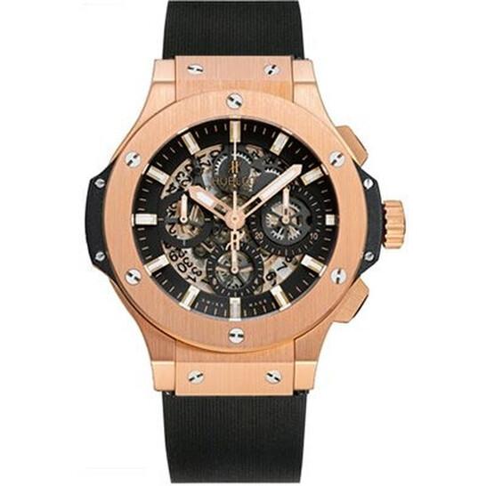 Hublot Big Bang Aero Bang Black Dial Automatic Men's Watch 311PX1180RX | Joma Shop
