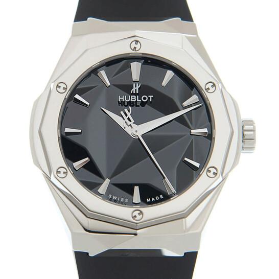 Hublot Classic Fusion Black Dial Men's Watch 550.NS.1800.RX.ORL19   Joma Shop