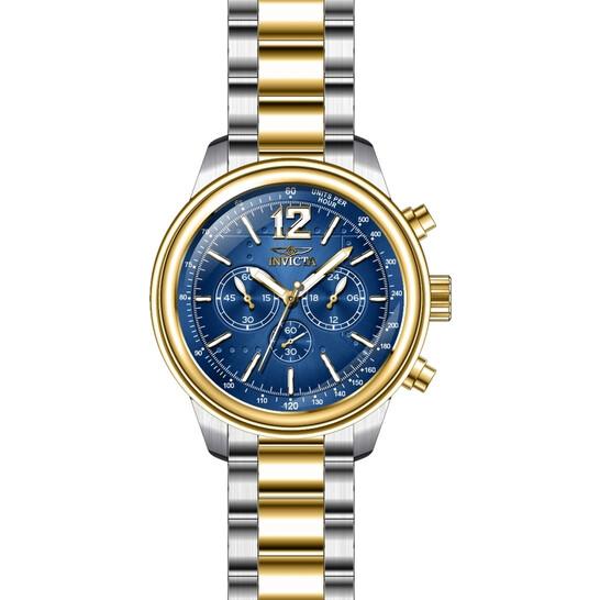 Invicta Aviator Chronograph Blue Dial Men's Watch 28897 | Joma Shop