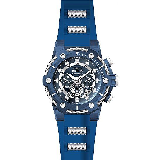 Invicta Bolt Chronograph Blue Dial Men's Watch 28035 | Joma Shop