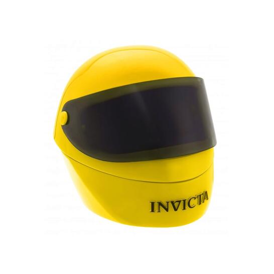 Invicta Helmet Yellow Watch Box IPM279 | Joma Shop