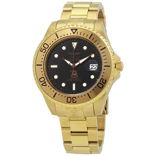 Invicta Pro Diver Automatic Black Dial Men's Watch 24766 | Joma Shop