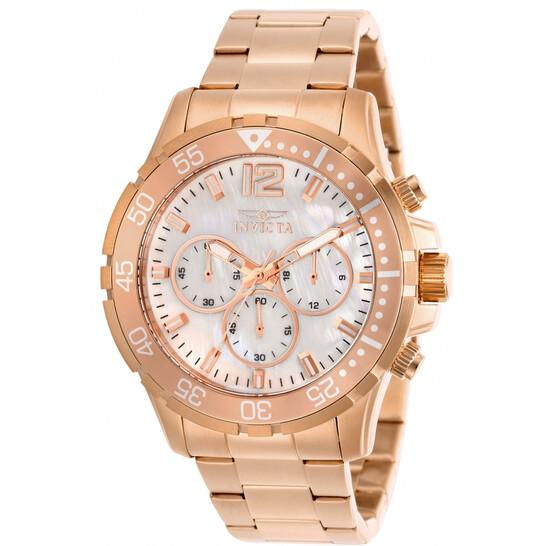 Invicta Pro Diver Chronograph Quartz White Dial Men's Watch 29461   Joma Shop