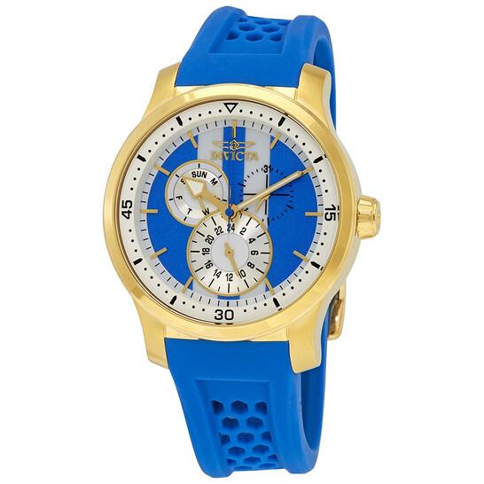 Invicta S1 Rally Blue Dial Men's Watch 27121   Joma Shop