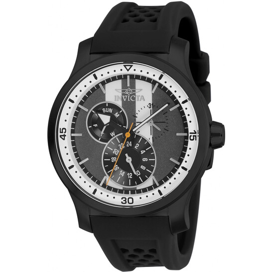 Invicta S1 Rally Multi-Function Charcoal Dial Men's Watch 27124 | Joma Shop