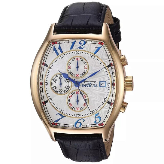 Invicta Specialty Multi-Function White Dial Men's Watch (14330)