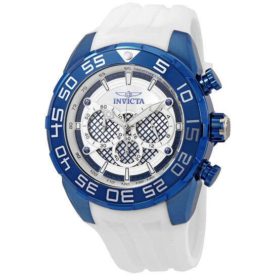 Invicta Speedway Chronograph Blue Dial Men's Watch 26300   Joma Shop