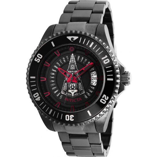 Invicta Star Wars Galactic Empire Automatic Black Dial Men's Watch 26560 | Joma Shop