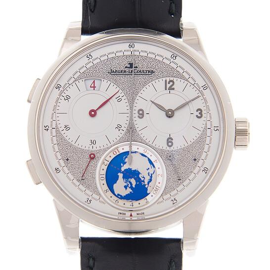 Jaeger Lecoultre Duometre Unique Travel Time Men's Watch Q6063540   Joma Shop