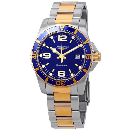 Longines HydroConquest Blue Dial 41 mm Men's Watch (L3.740.3.96.7)
