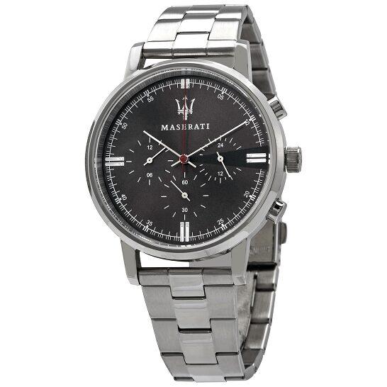 Maserati Classe Chronograph Black Dial Men's Watch R8873630001   Joma Shop
