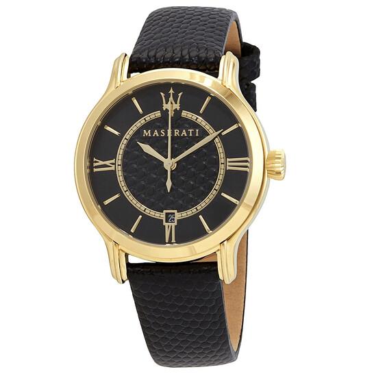 Maserati Epoca Black Dial Ladies Watch R8851118501 | Joma Shop