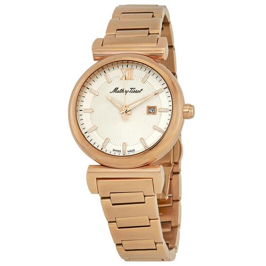 Mathey-Tissot Elegance White Dial Men's Watch H410PI | Joma Shop