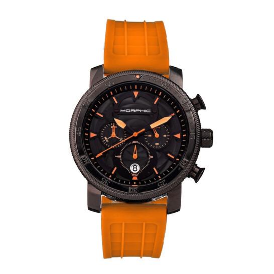 Morphic M90 Series Quartz Black Dial Men's Watch MPH9006 | Joma Shop