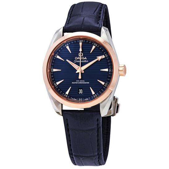 Omega Aqua Terra 150M Co-Axial Master Chronometer Automatic 38 mm Men's Watch 220.23.38.20.03.001   Joma Shop